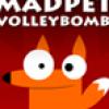 Verrücktes Bombenvolleyball