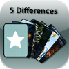 5 differences fantasy pack 5 Unterschiede