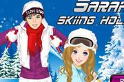 Sarah's Schi Ferien