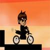 Ben10 Hartes Bike