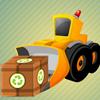 Bulldozer Geschwindigkeit