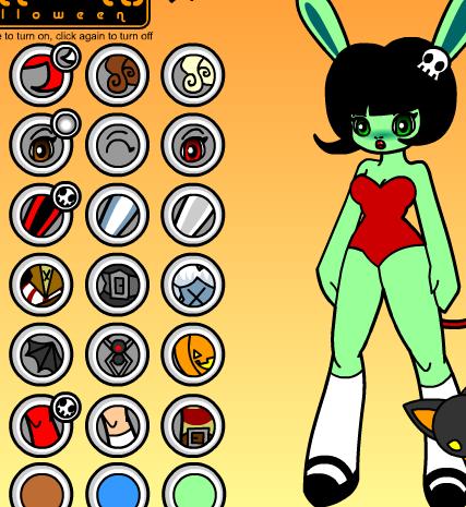 bunny halloween 1351256973 Bunny Halloween Dress Up