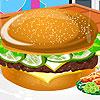 Verschiedene Burger Arten
