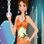 Elegante Königin