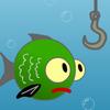 Fische fangen im Ozean