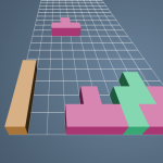 Flash 3D Blocks