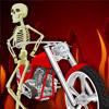 hell chopper Höllen Motorrad