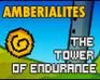 Amberialit der Turm der Unendlichkeit