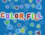 Farbfüllung