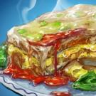Lasagne Kochspiel