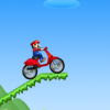 Mario Bros Motorbike