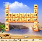 Piraten Treasure Mahjong