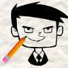 retro cartoon 2 Zeichnen lernen 2