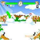 schneeballkrieg Schneeballkrieg