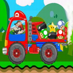 Super Mario Lastwagen