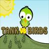 tank vs birds Rakete gegen Vogel